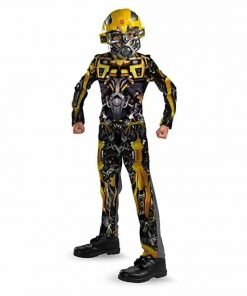 Bumblebee Movie Classic Child Costume