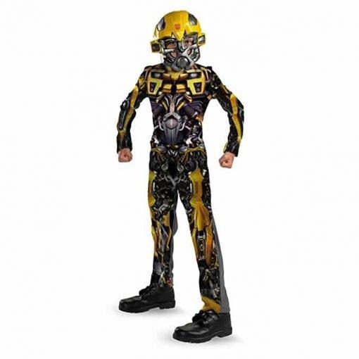 Bumblebee Movie Classic Child Costume