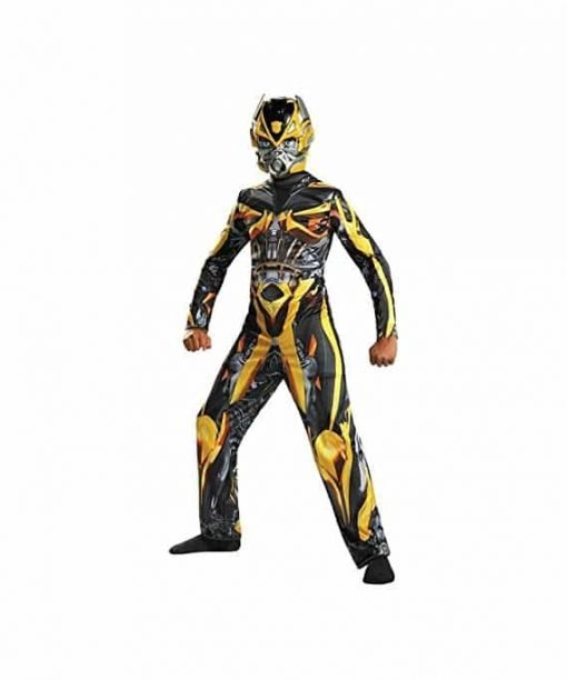 Transformers Movie Bumblebee Classic Boys Costume