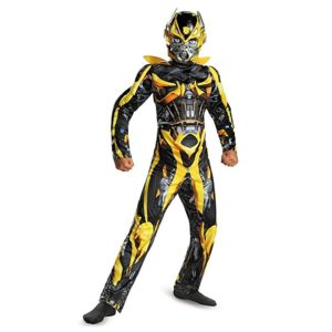 Transformers Age of Extinction Bumblebee Childs Dress-Up Costume - Size M (7-8)
