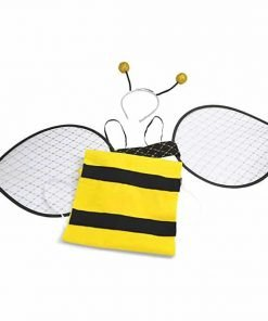 Black & Yellow Adults Bumble Bee Set