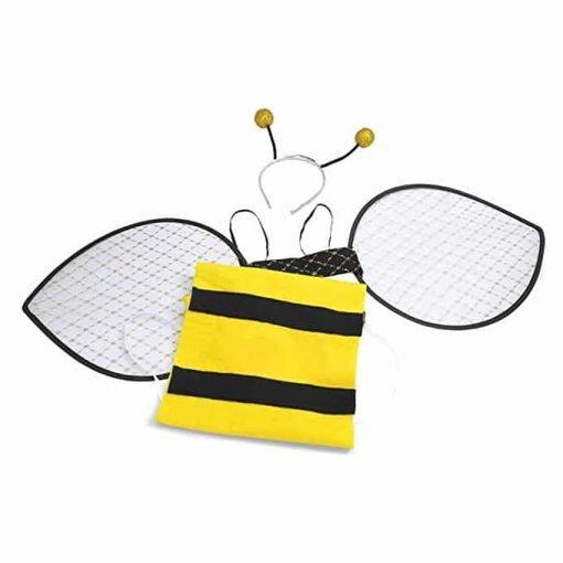 Black & Yellow Adults Bumble Bee Set