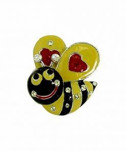 Bumblebee Love Ring