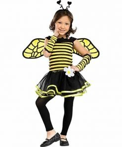 Fun World Costumes Baby Girl's Busy Bee Toddler Costume