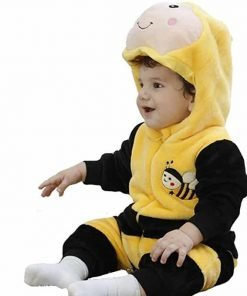 Tonwhar Infant Bee Animal Onesie Costume Halloween Costume Outfit