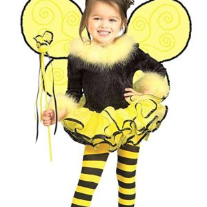 Kids-Costume Bumblebee Child Costume Sm Halloween Costume - Child Small
