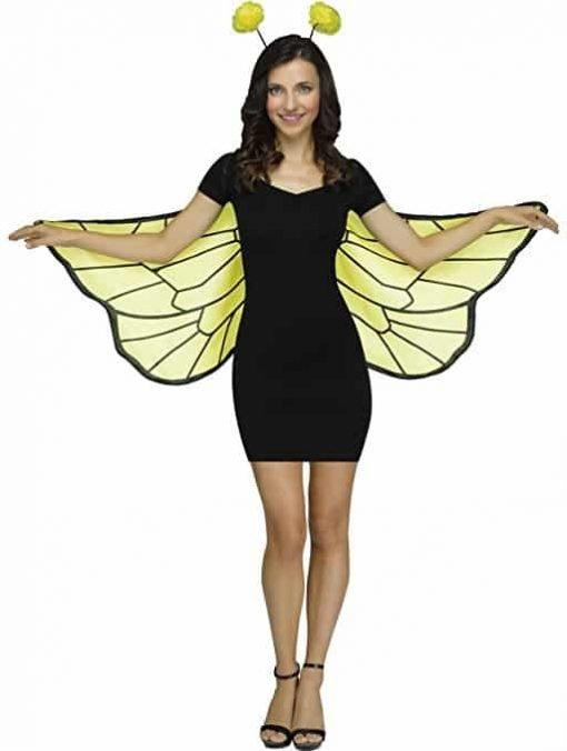 Fun World - Soft Bumble Bee Wings
