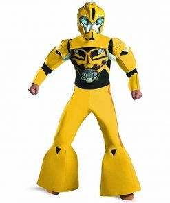 Bumblebee Animated Deluxe Costume - Large
