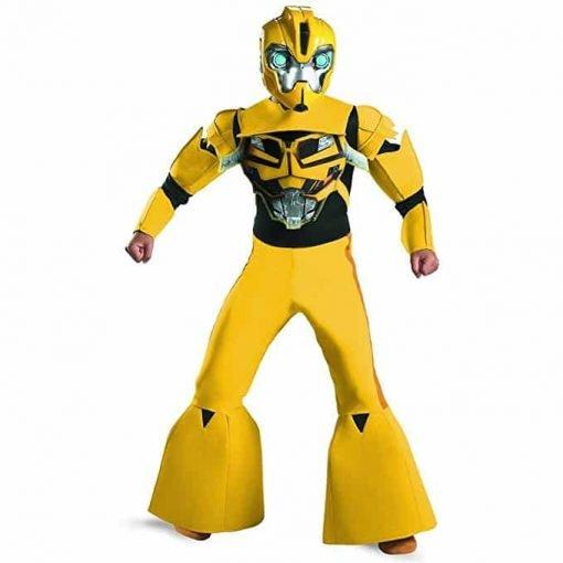 Bumblebee Animated Deluxe Costume - Large