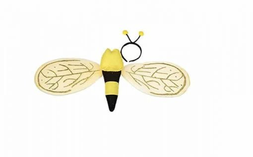 Jacobson Hat Company 21606 Bee Wings with Antenna Headband Stinger