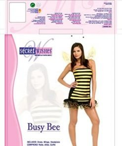 Secret Wishes Busy Bee Costume