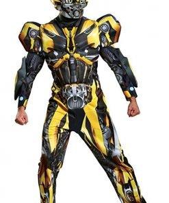 Disguise T5 Bumblebee Deluxe Adult Costume-