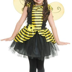 Charades Costumes Sweet Bee Girls - X-Small (4-6)