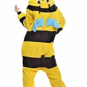 Olasante Unisex Adult Masquerade Cosplay Costume Animal Pajamas Jumpsuit