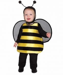 Buzzy Bee Halloween Costume - Ages 1-4