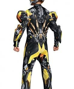 Disguise T5 Bumblebee Deluxe Adult Costume-