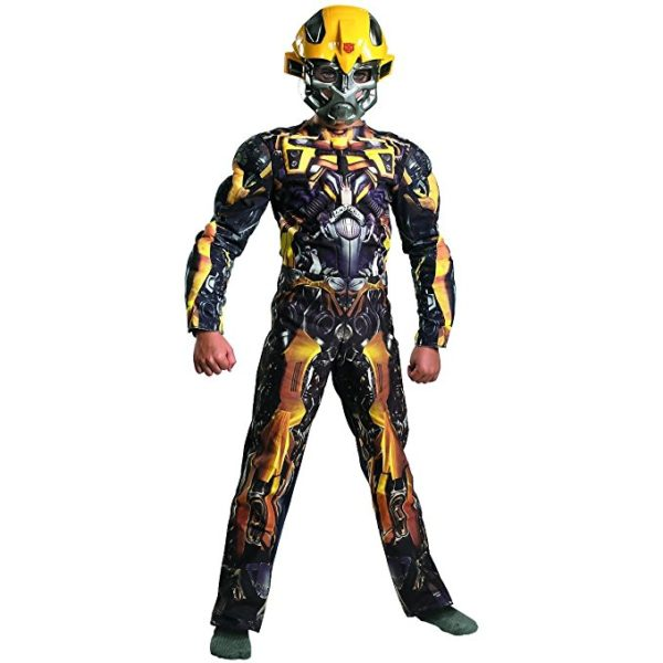 Bumblebee Classic Muscle Child Costume - Small