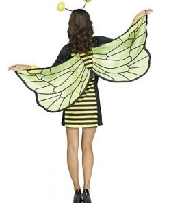 UHC Women's Bee My Honey Outfit Funny Theme Fancy Dress Halloween Costume