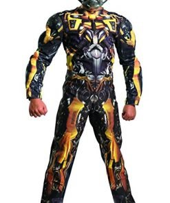 Transformers Bumblebee Classic Muscle Kids Costume