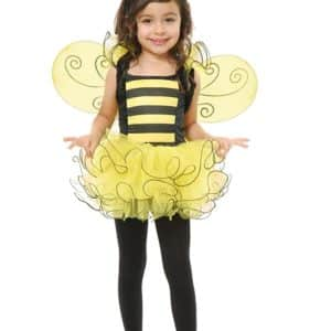 Charades Child's Sweet Bee Costume Dress, Toddler