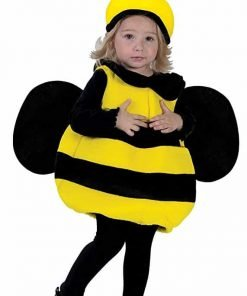 Fun World Bumble Bee Bubble Toddler Costume