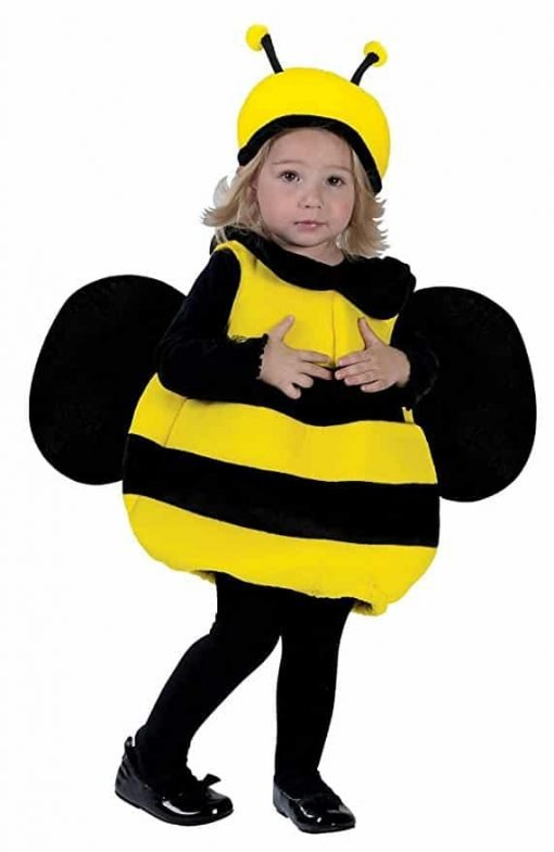 Fun World Bumble Bee Bubble Toddler Costume