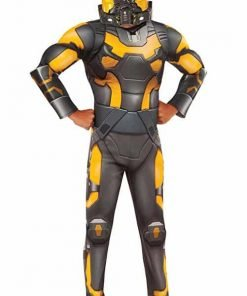 Rubie's Ant-Man Yellow Jacket Deluxe Costume, Child's Medium