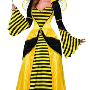 Forum Women's Royal Queen Bee Costume Dress