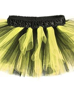 Black & Yellow Bumble Bee Classic Baby Costume Tutu - Made in USA
