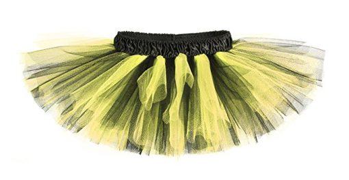 Black & Yellow Bumble Bee Classic Girls & Teens Costume Tutu - Made in USA