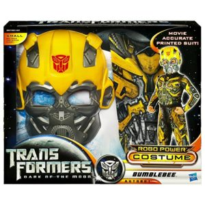 Transformers: Dark of the Moon - Robo Power - Costume Bumblebee (Small)