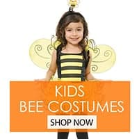 Kid's Bee Costume