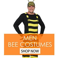 Men's Bee Costume