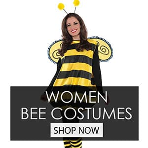 Women's Bee Costume